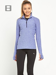 puma-long-sleeve-half-zip-top