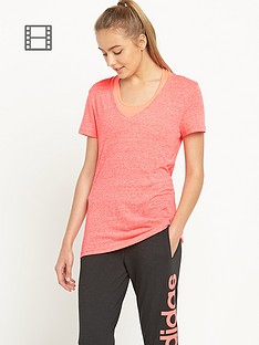 adidas-tri-blend-t-shirt-red