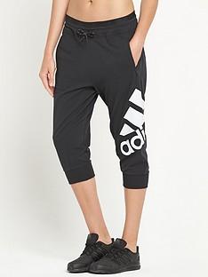 adidas-essential-logo-three-quarter-pants