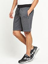 AW77 Shoebox Mens Almuni Fleece Shorts