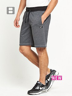nike-aw77-shoebox-mens-almuni-fleece-shorts