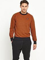 AW77 Mens Shoebox Crew Sweatshirt