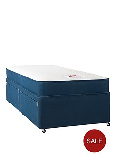 airsprung-taylor-premium-comfort-2-drawer-kids-divan-bed