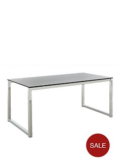 monza-glass-and-chrome-coffee-table-black