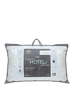 catherine-lansfield-luxury-hotel-pillow