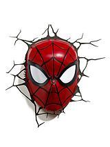 Marvel 3D Light - Spiderman