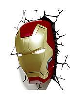 Marvel 3D Iron Man Light