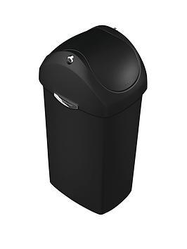 simplehuman-swing-bin-plastic-60-litre