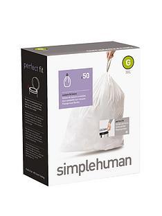 simplehuman-bin-liners-g-30-litre-50-pack