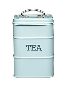 living-nostalgia-vintage-tea-tin-blue