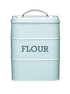 living-nostalgia-vintage-flour-tin-blue
