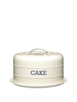 living-nostalgia-antique-domed-cake-tin-cream