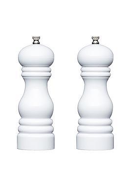 master-class-17cm-capstan-mills-set-of-2-white