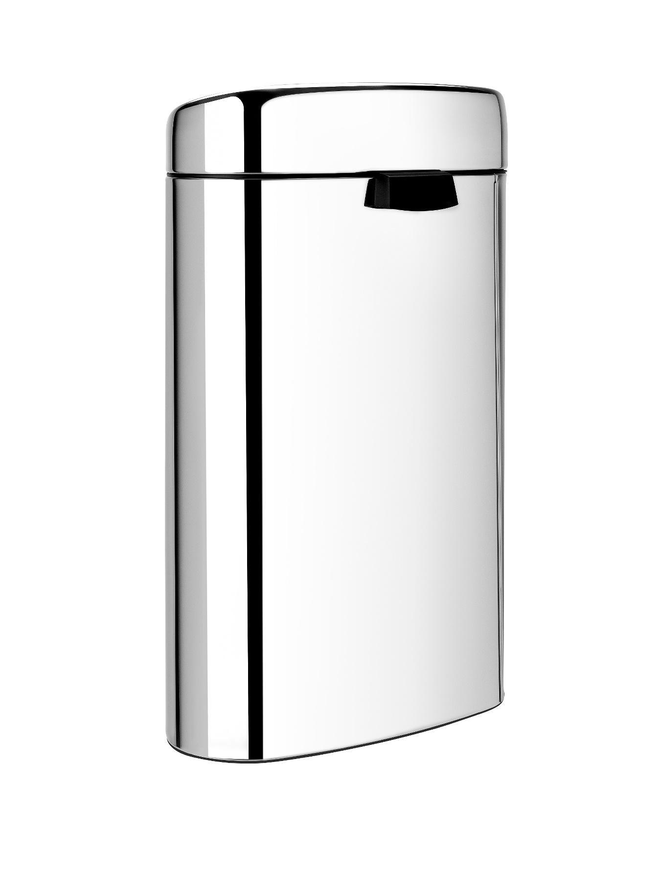 Sense Touch Bin d Shape Touch Bin 40-litre