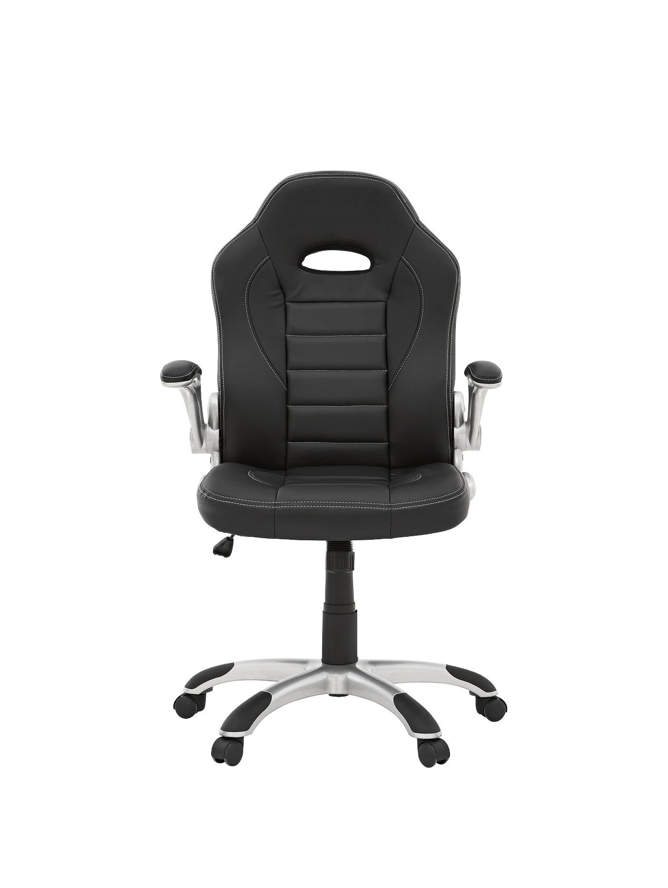 Alphason Hamilton Office Chair (Black)