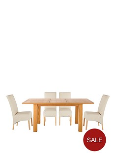 primo-120-150-cm-extending-dining-table-4-eternity-chairs-buy-and-save