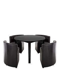 new-hideaway-dining-table-and-4-chairs-set