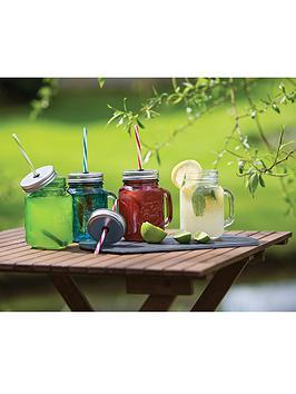 kitchen-craft-homemade-set-of-6-glass-mason-jars-clear