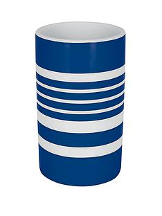 spirella-tubes-stripes-tumbler-blue