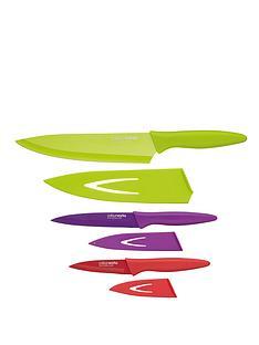 colourworks-3-piece-soft-grip-knife-set