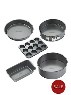 prestige-5-piece-heavy-guage-cake-baking-set