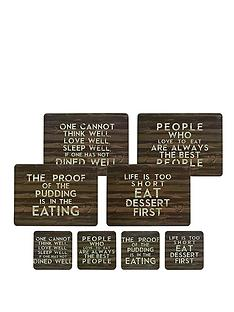 kitchen-craft-8-piece-placemats-and-coaster-set