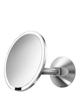 simplehuman-wall-mount-sensor-mirror