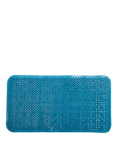sabichi-textured-grass-bath-mat-aqua