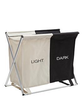 sabichi-light-and-dark-laundry-bag-blackwhite