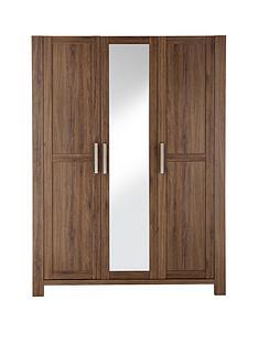 morgan-3-door-mirrored-wardrobe