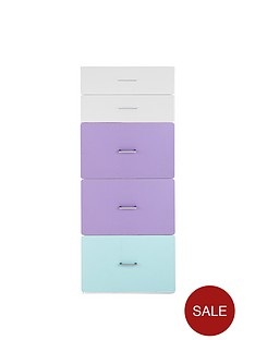 kidspace-geo-5-drawer-chest
