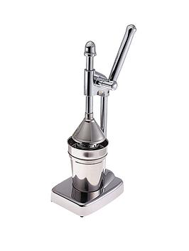 master-class-deluxe-chrome-plated-lever-arm-juicer