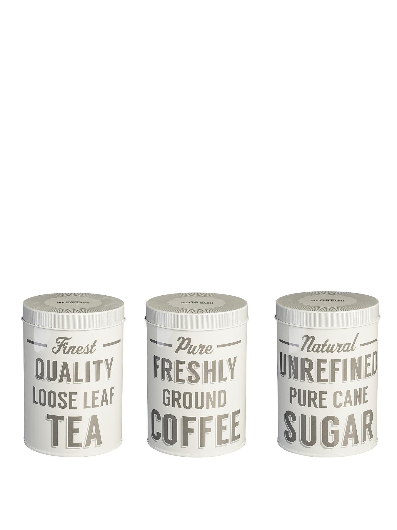 Copper Tea Coffee Sugar Canisters Coffee And Sugar Canisters