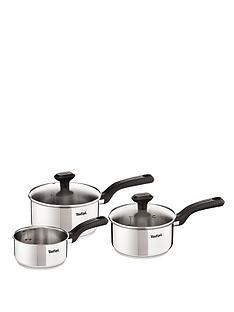 tefal-comfort-max-stainless-steel-3-piece-pan-set