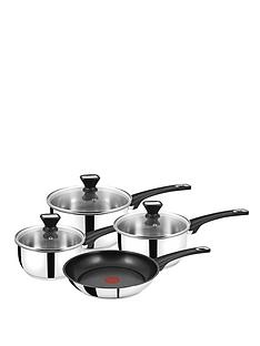 tefal-jamie-oliver-stainless-steel-induction-essential-series-4-piece-pan-set