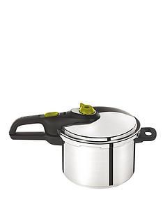 tefal-secure-aluminium-57-litre-pressure-cooker-silver