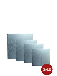 mason-cash-4-piece-square-cake-board-set-blue