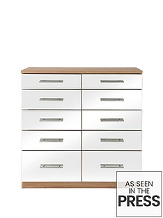 cologne-mirror-5-5-drawer-chest