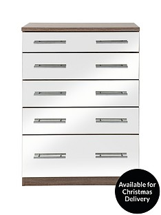 cologne-mirror-5-drawer-chest