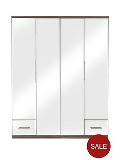 cologne-mirror-4-door-2-drawer-wardrobe