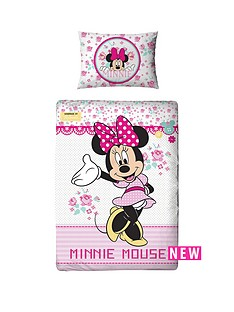 minnie-mouse-handmade-toddler-duvet-cover-set