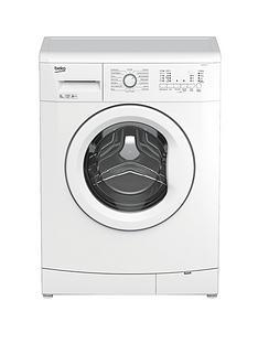 beko-wmb61222w-6kg-load-1200-spin-slim-washing-machine-white