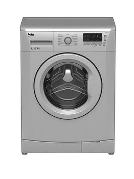 beko-wmb61432s-6kg-load-1400-spin-slim-washing-machine-silver