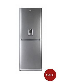 beko-cfdl7914s-70cm-fridge-freezer-silver