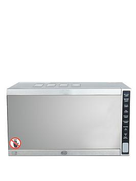 Swan Sm21041 900-Watt Combination Microwave - Silver