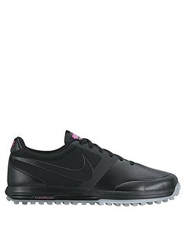 Nike Lunar Mount Royal Golf Shoes - Black