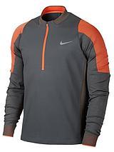 Hyper Vis Cover Up - Grey/Orange