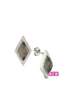 fiorelli-rhodium-and-crystal-diamond-shape-earrings