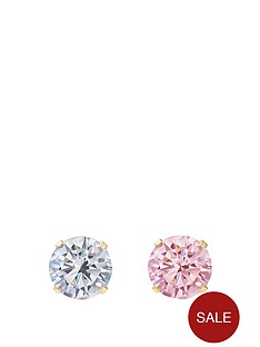 andralok-andralok-9-carat-yellow-gold-set-of-two-3mm-nose-studs