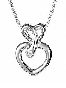 hot-diamonds-sterling-silver-double-heart-pendant